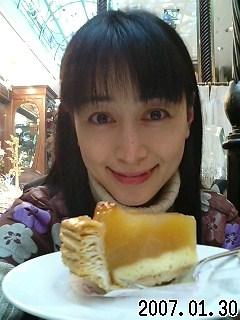 食前ケーキ(^_^;)