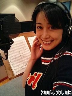 歌入れ♪(*^Ο^)~
