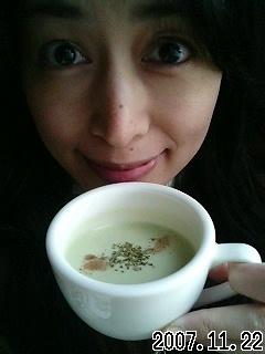 スープ(*^_^*)