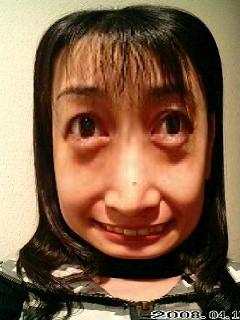 イマイチ顔ヽ(゜▽、゜)ノ