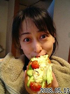 お昼ごはんと…練習(*^_^*)