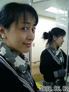 三面鏡(*^-^)b