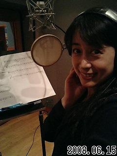 歌入れ♪(*'-^)-☆