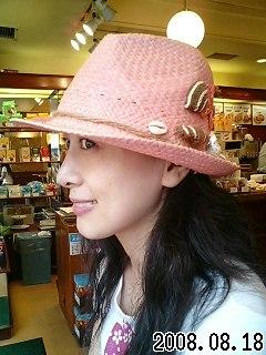 お帽子(=^▽^=)
