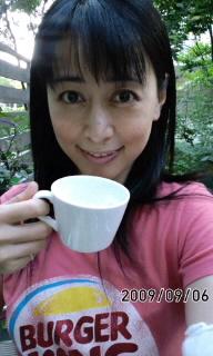 オープンカフェ(^o^)/