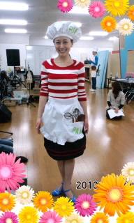 衣装パレード(*^.^*)