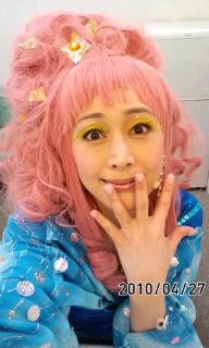 王妃のまつ毛(*゜_゜)