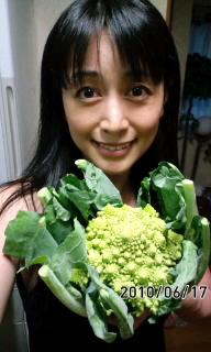 新顔野菜(」゜□゜)」