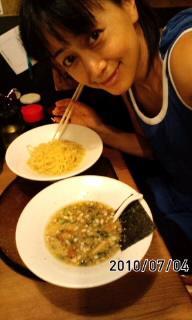 つけ麺(@з@)