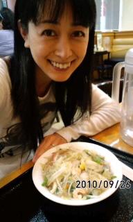 皿うどん(*^-^*)