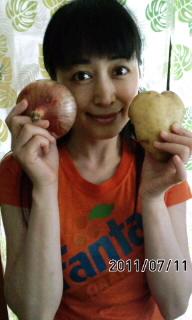 お野菜(^-^*)