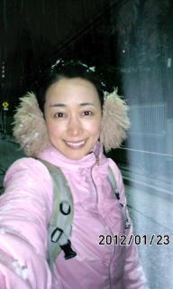 雪\(^ー^)/