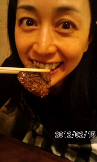 焼き肉(^O^)/