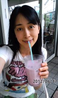 オープンカフェ(*^_^*)
