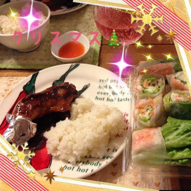 おうちクリスマス (*^o^*)