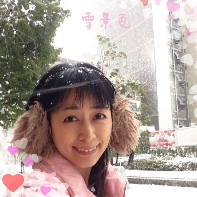 大雪 (>_<)